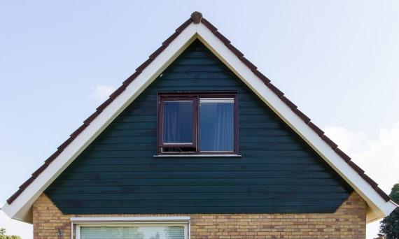 Boeiboorden, dakgoten en windveren vervangen